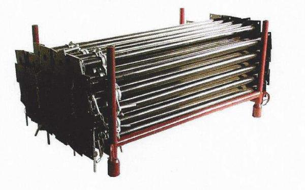 Deckenstützen V.E. Setangebot 50 Stück + 1 Barelle
