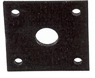 Stützenplatte